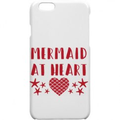 Mermaid At Heart Phone Case
