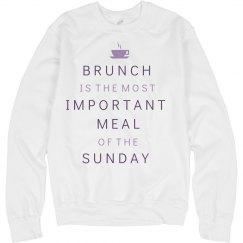 Brunch Sunday