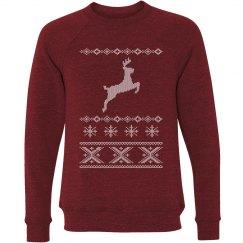 Christmas Deer Sweater