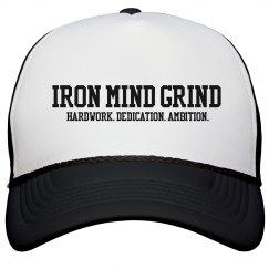 Iron Mind Grind Hats