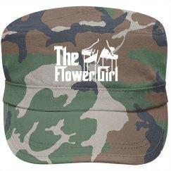 Funny Flowergirl Hat