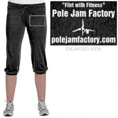 PJF Cropped Sweatpants