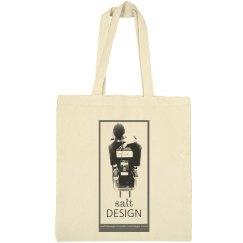 Salt Design Tote Bag