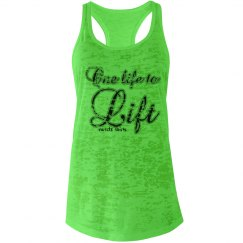 One Life To LIFT
