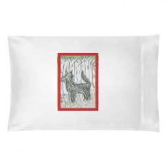 RedGold Dog pillowcase