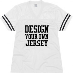 Design Your Own Football Jersey