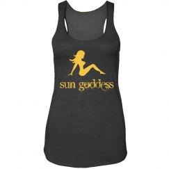 Sun Goddess Beach Tank