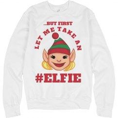 Take An Elfie Selfie