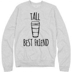 Coffee Tall Best Friend