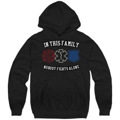 Rescue Family-hoodie