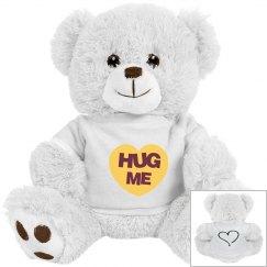 Hug Me Plush Bear