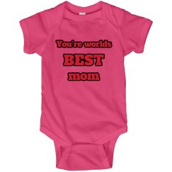 Mothersday onesie