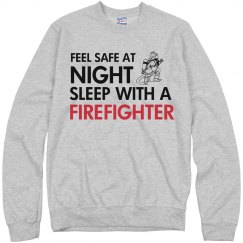 Sleep with a firefighter