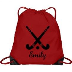 Emily. Field Hockey