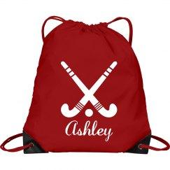 Ashley. Field Hockey