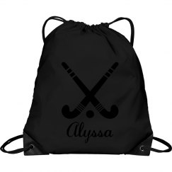 Alyssa. Field Hockey