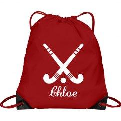 Chloe. Field Hockey