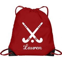 Lauren. Field Hockey
