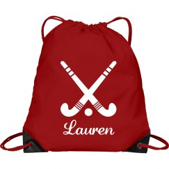 Lauren. Field Hockey