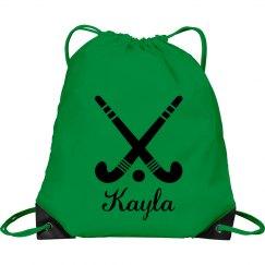 Kayla. Field Hockey