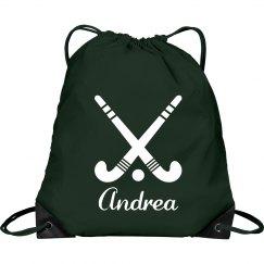 Andrea. Field Hockey