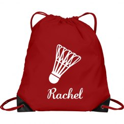 Rachel. Badminton