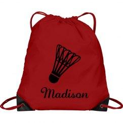 Madison. Badminton