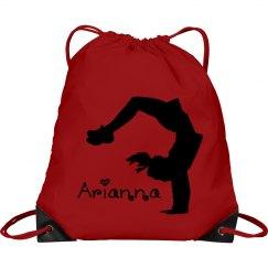 Arianna cheerleader bag