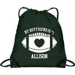 Alison's boyfriend