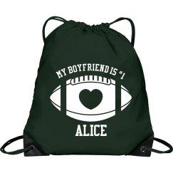 Alice's boyfriend