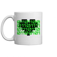 Binary Love Mug