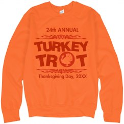 Custom Annual Turkey Trot