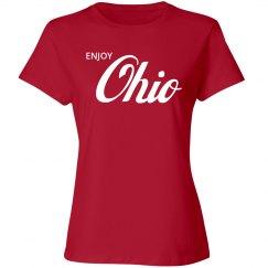 Enjoy Ohio Cola