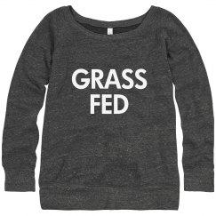 Grass Fed Vegetarian