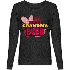 Greatest Grandma!