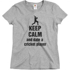 Date a cricket player