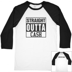 Straight out of cash