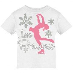 Ice Princess kids Tee