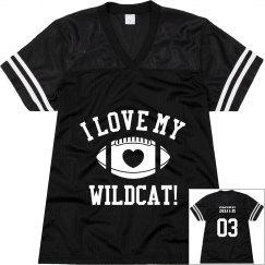 I Love My Wildcat