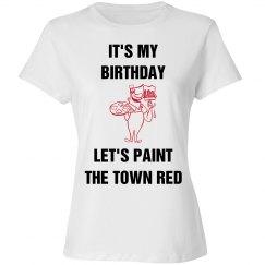 Let's paint the town