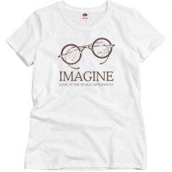 Round Eyeglasses Imagine