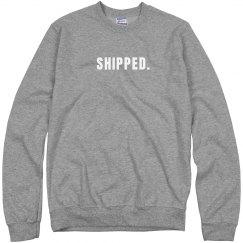 SHIPPED.