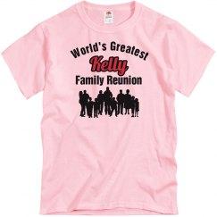 Kelly Family Reunion