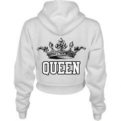 Queen Crop Jacket
