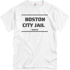 Boston city jail