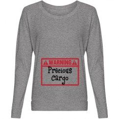 warning, precious cargo