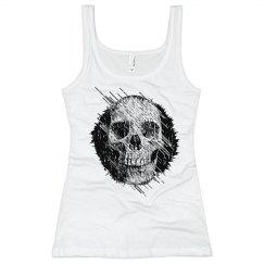 Retro Skull