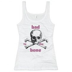 Bad To The Bone Skull