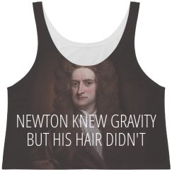 Newton Knew Gravity