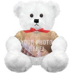 Custom All Over Print Photo Bear